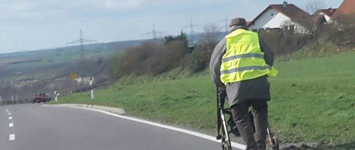 Fahrradwege in und um Talheim